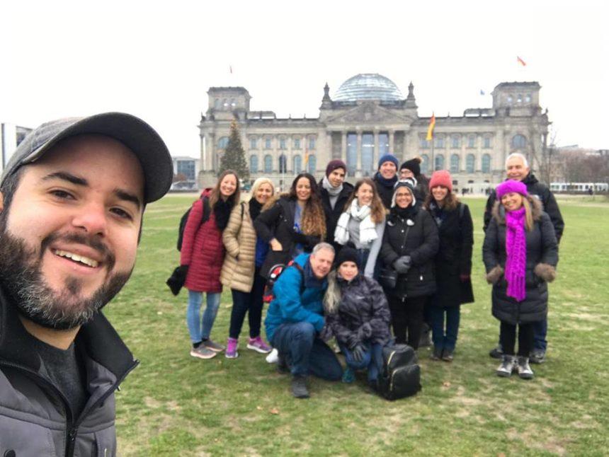 הסיור הקלאסי של אמיר בברלין