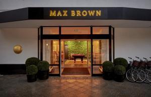 מלון מקס בראון קודאם ברלין