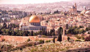 Jerusalem itinerary