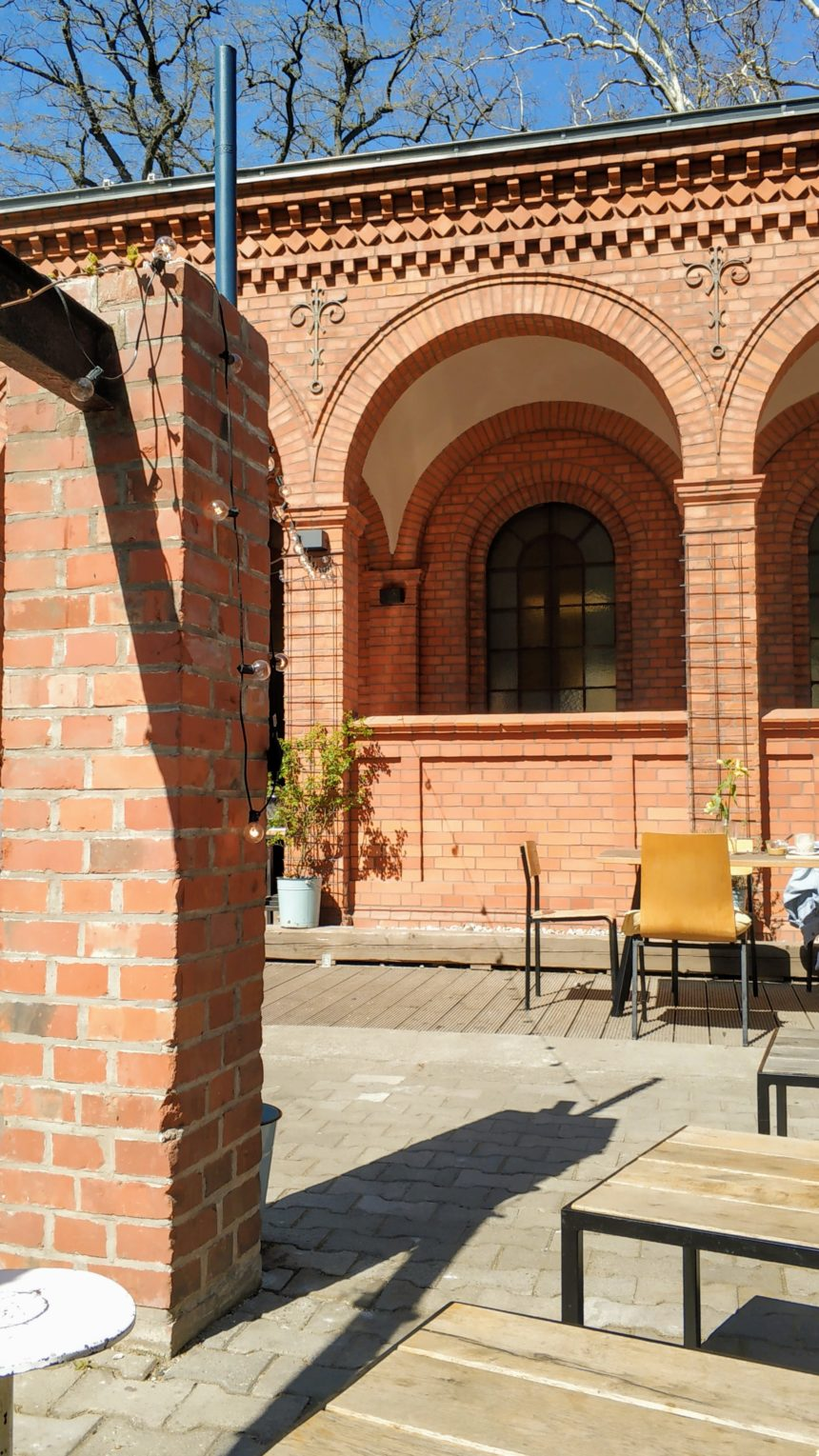בית קפה 21 גרם בברלין