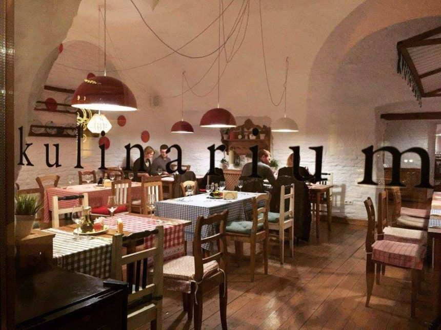 מסעדות בסיביו רומניה