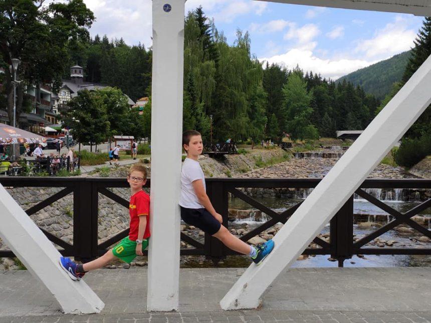 צ'כיה עם ילדים
