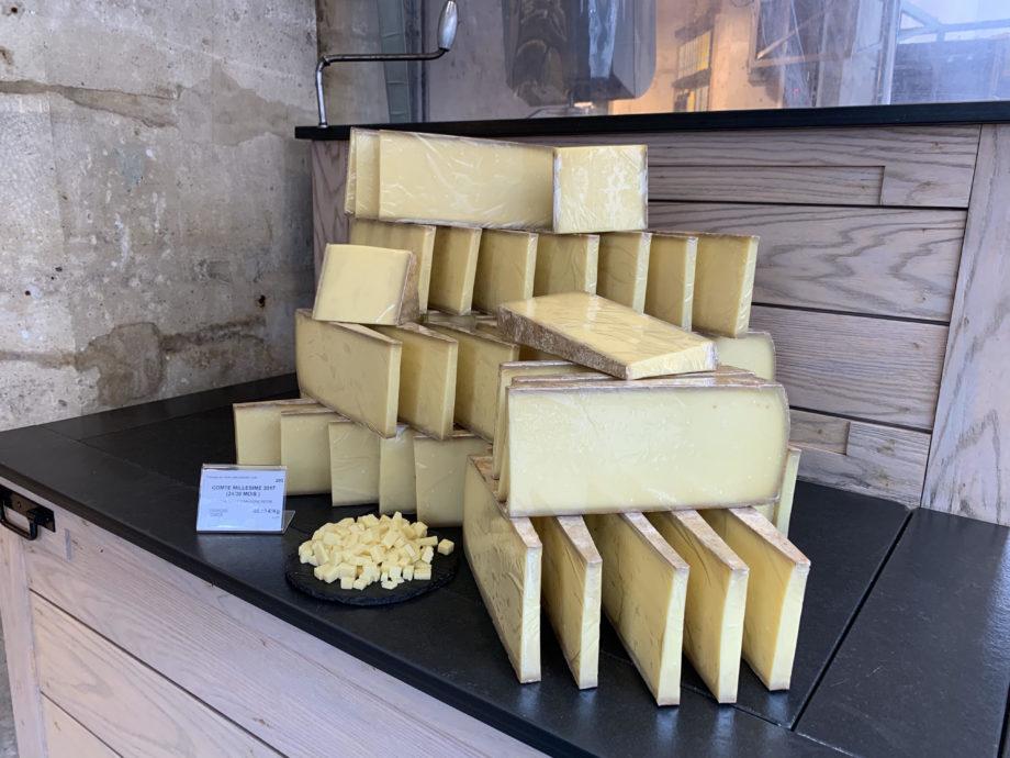 גבינות פריזאיות