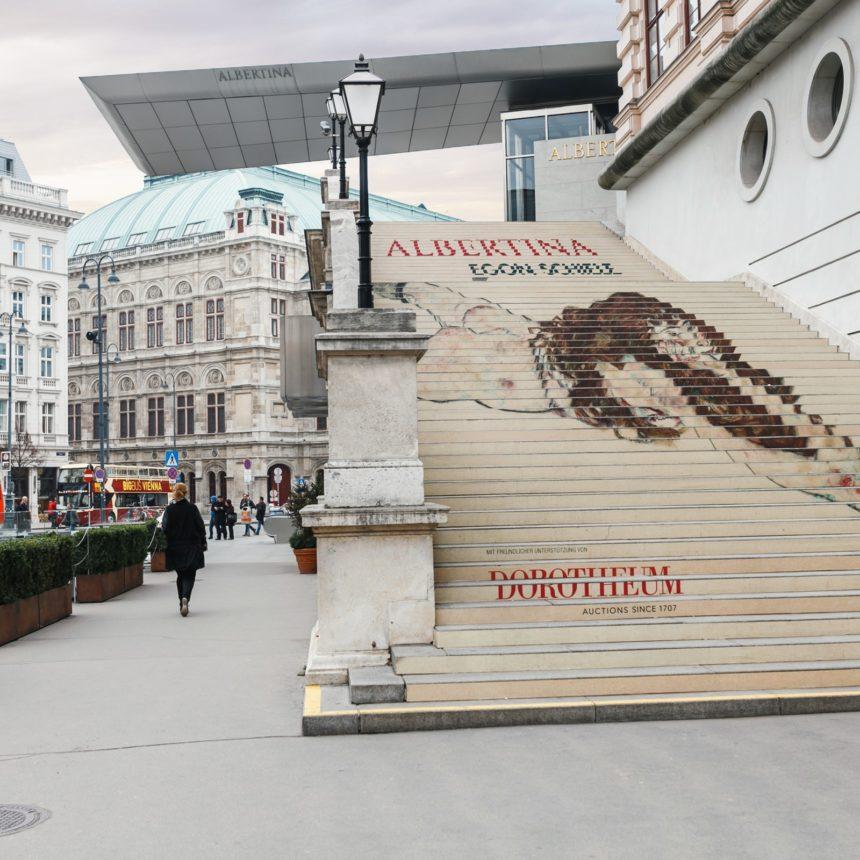 מוזיאון אלברטינה בוינה