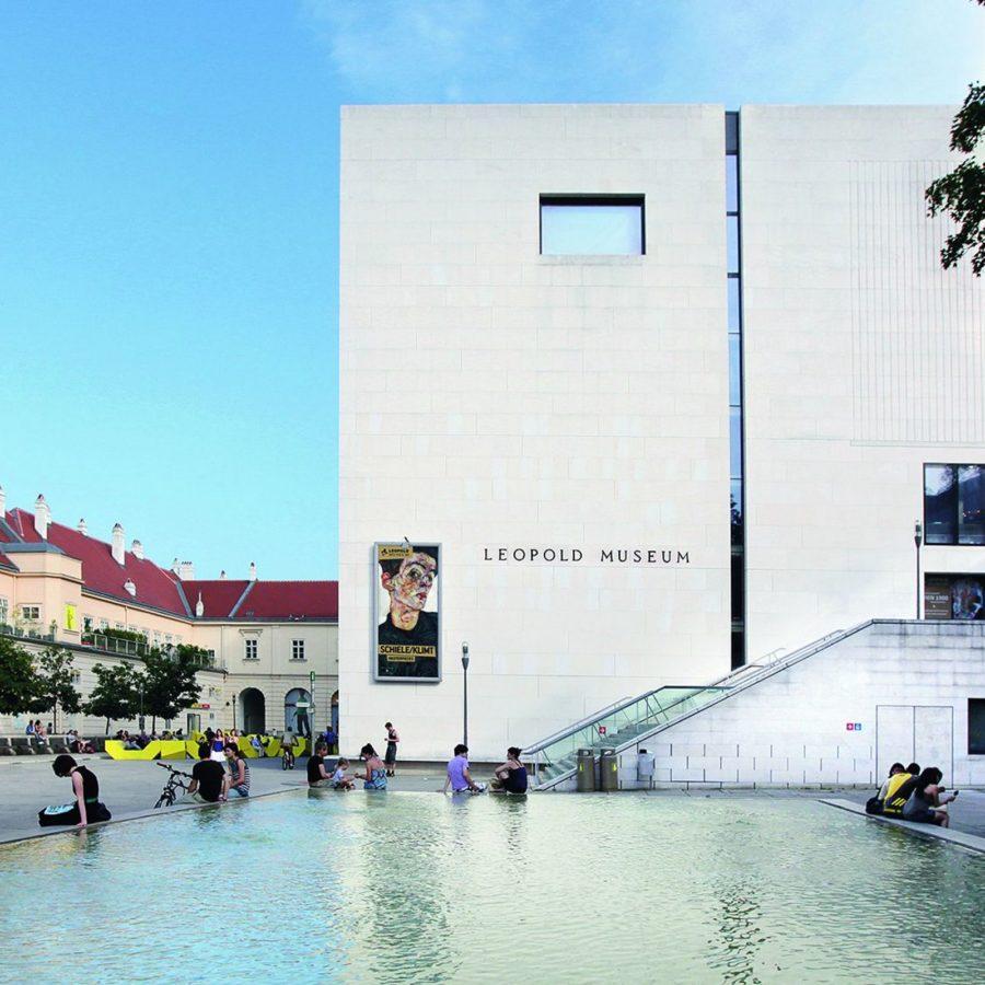 מוזיאון ליאופולד וינה