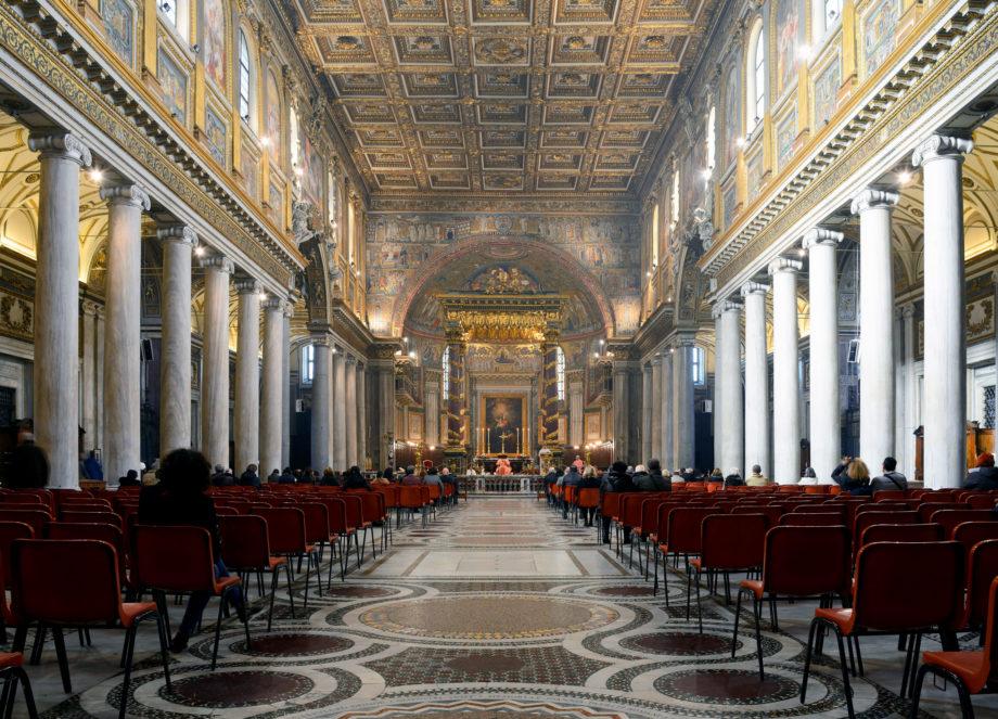 סנטה מאריה מג׳ורה ברומא