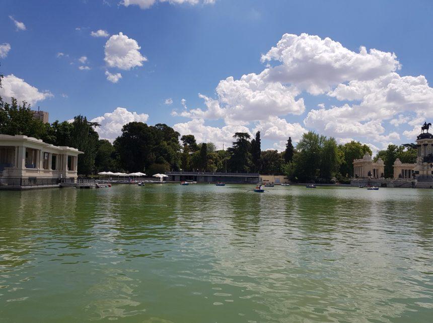 פארק רטירו במדריד