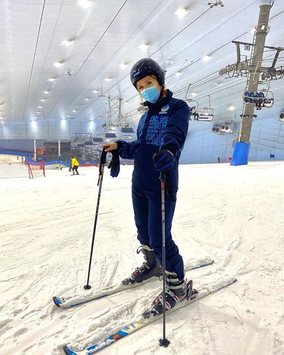 סקי דובאיי