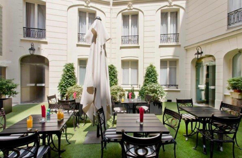 מלון אליזה אוניון פריז