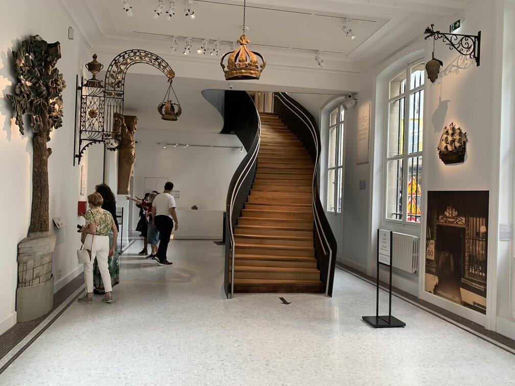 מוזיאון קרנבלה בפריז.