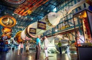 מרכז החלל קנדי, אורלנדו, פלורידה