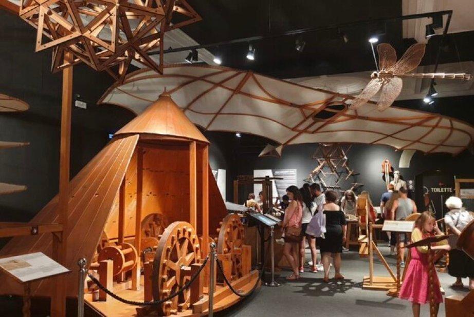 מוזיאון ליאונרדו דה וינצ׳י בפירנצה
