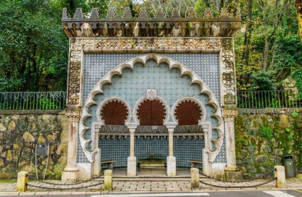 מליסבון לארמון פנה, סינטרה וקסקאייס