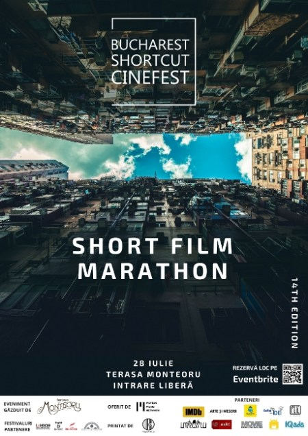 Bucharest ShortCut Cinefest – Short Film Marathon