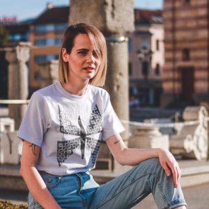 Diana IRIĆ Graphic Designer T-Shirt