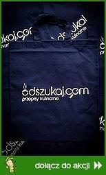Lepiej z eko torbami od Odszukaj.com