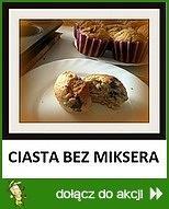 Ciasta bez miksera