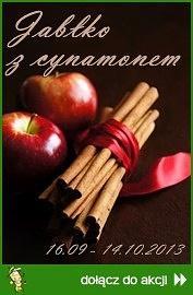 Jabłko z cynamonem
