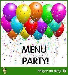 Menu party! Imprezowe przekąski