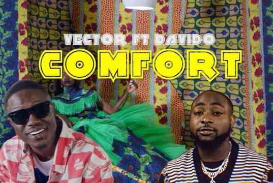 "DOWNLOAD Vector ft. Davido – ""Comfort"" Mp3"