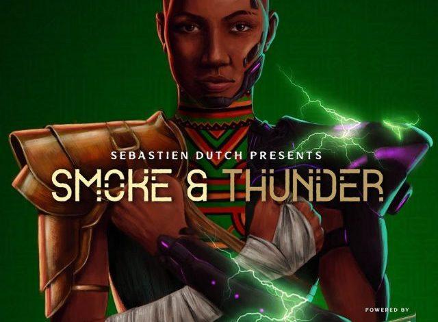 "DOWNLOAD Sebastien Dutch – ""Smoke & Thunder"" Album"