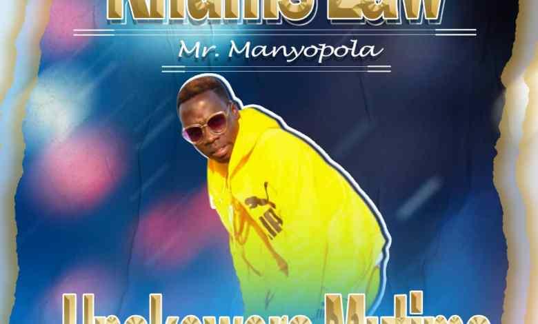 """Khums Law - """"Unakowera Mutima"""" Mp3"""