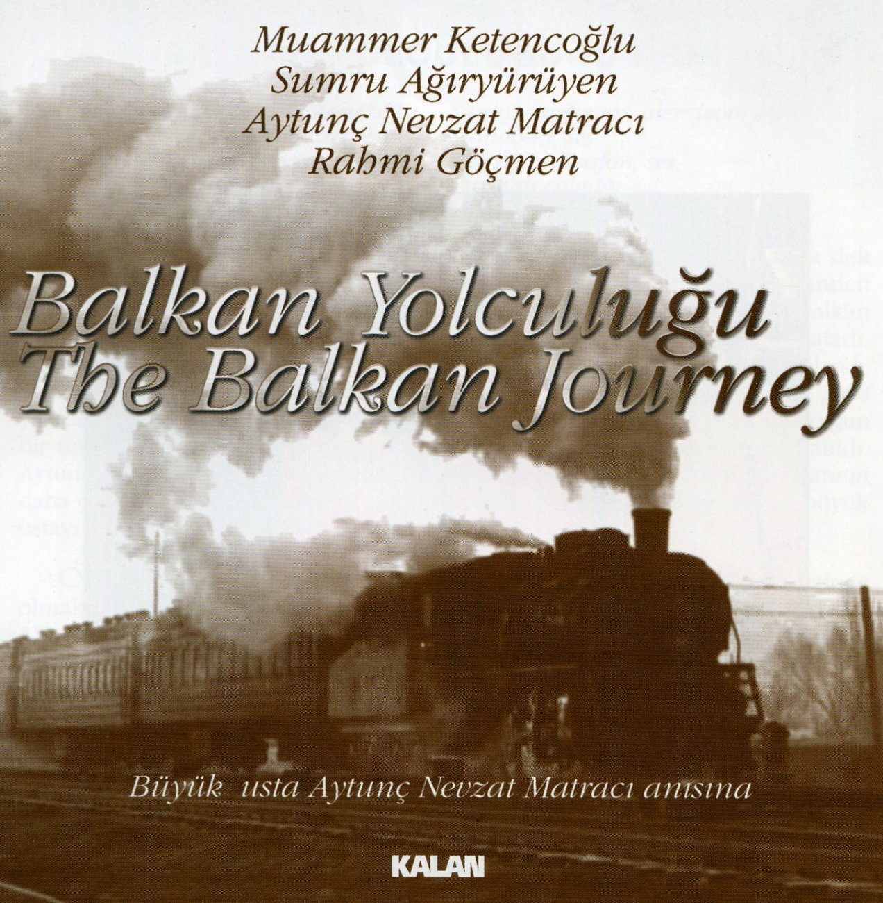 The Balkan Journey • Balkan Yolculuğu