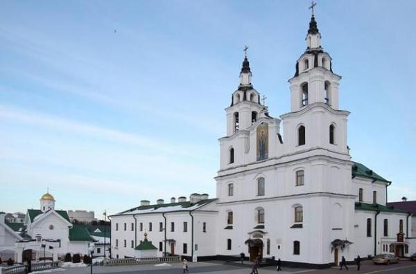Белорусская православная церковь заявила протест против ...