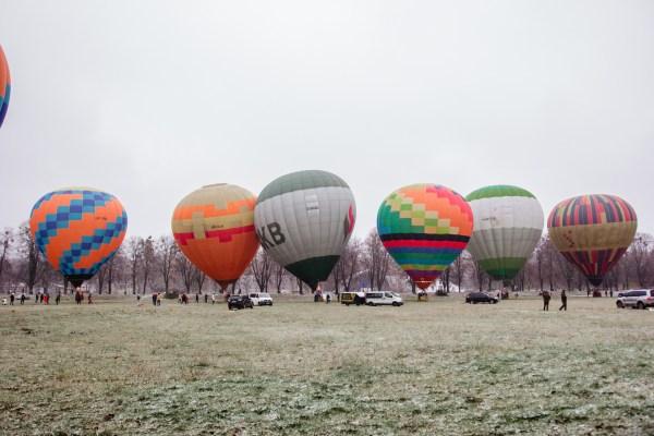 Фестиваль воздушных шаров на ВДНХ - фото