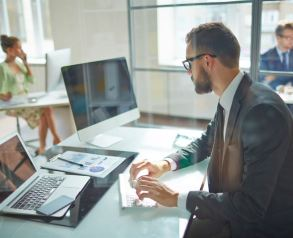 ergonomia w biurze
