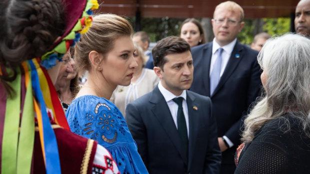 Олена Зеленська оскандалилась через відверте вбрання у Канаді: оголила те, що не слід було