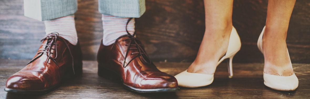 Tanie buty na ślub
