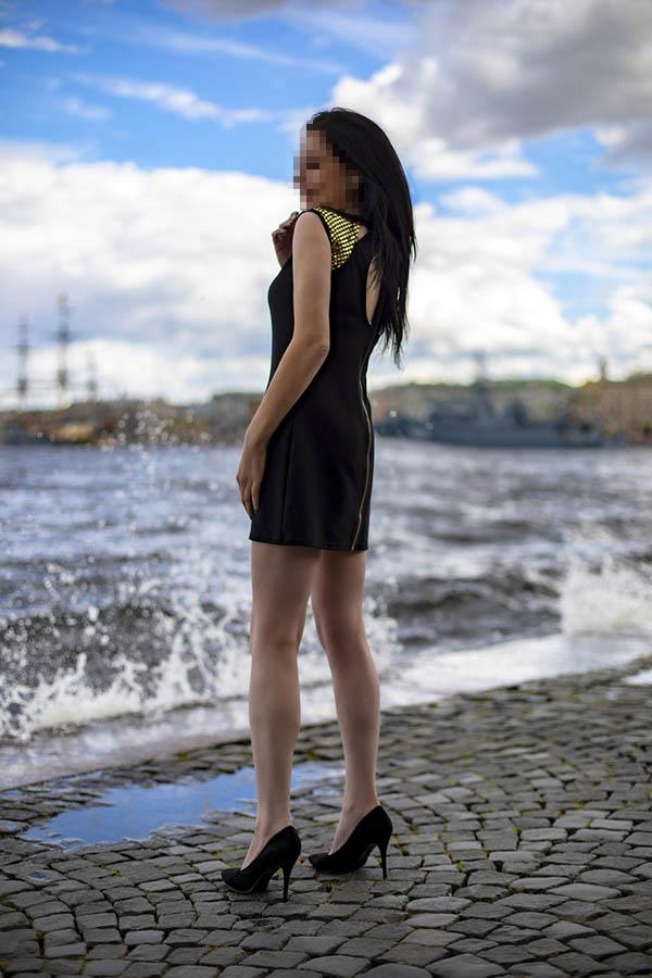 VIP Эскорт СПб 💋 Ева – смотреть фото и видео модели