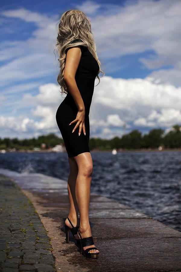 VIP Эскорт СПб 💋 Марина – смотреть фото и видео модели
