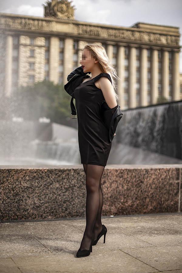 VIP Эскорт СПб 💋 Юля – смотреть фото и видео модели