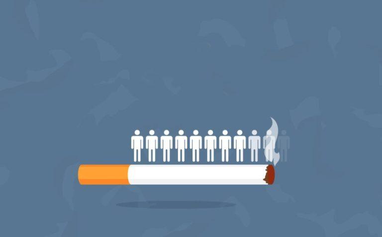 Борьба государство с курением