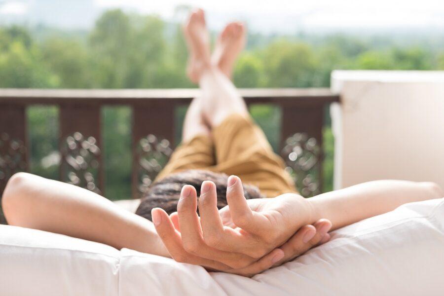 Как расслабиться при стрессе
