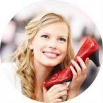 С чем модно сочетать туфли красного цвета