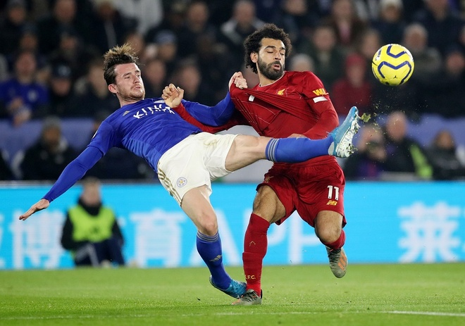 Leicester 0-4 Liverpool: Khong the can 'The Kop' hinh anh 19 2019_12_26T204155Z_1486811902_RC283E97E51N_RTRMADP_3_SOCCER_ENGLAND_LEI_LIV_REPORT.JPG