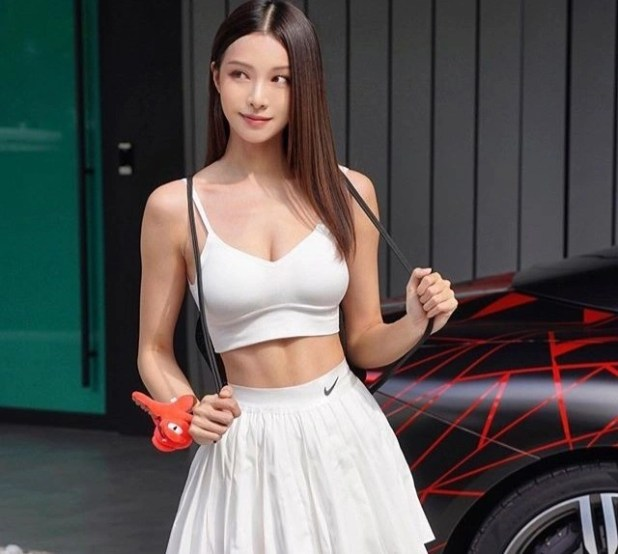 hot girl giam can anh 1