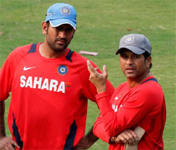 Case registered against eight cricketers including Dhoni and Tendulkar for misleading ad