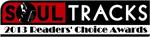 2013 SoulTracks Readers Choice Logo