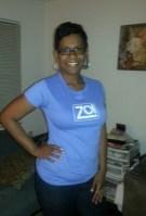 @Hicksont77 rockin' a Zo! shirt