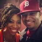 Carmen and I after +FE's Atlanta show (Oct. 2013)