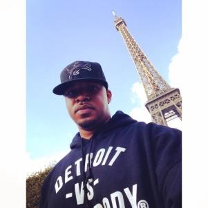 Detroit vs. The Eiffel Tower
