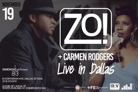 ZoCarmenDallas Flyer