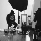 Photo shoot with Chris Charles for Creative Silence