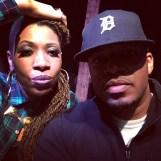 With Carmen in Dallas