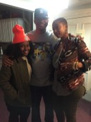 With Gwen Bunn and Monica Blaire in ATL