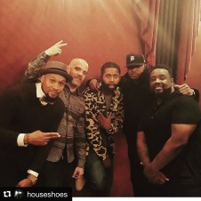 14KT, House Shoes, RoSpit, Me and Phonte in LA • 10.17.16